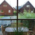 View of sun terrace/ decking