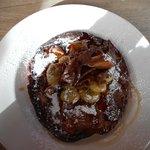 Banana and bacon pancake2