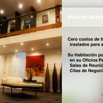 Minister Business Hotel Aufnahme