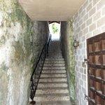 Aufstieg/ Eingang