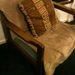 out dated furniture
