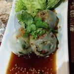 Garlic Chive Dumplings