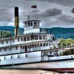 SS Sicamous Paddle Wheeler (Photo by Shirley Anderson)