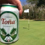 Golf Course & Local Beer