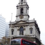 St. Mary-le-Strand in London