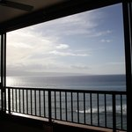 view from the lanai (December 2013)