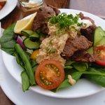 New Zealand Lamb Salad