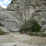 Rock climbers heaven