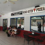 Cherokee Fire Grill/Wise Guys Pizza Restaurant