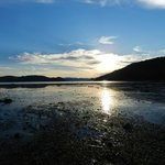 Late afternoon low tide, Baie-Ste-Marguerite