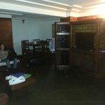 Sala em 2 ambientes