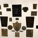 St. Clement Danes - coffin lids