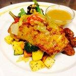 Lime & Chilli fish :) yummmy