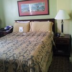 Comfy room at the King George
