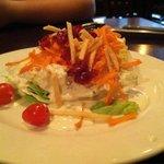 Lettuce wedge salas