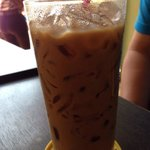 Iced expresso