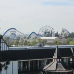 View to California Adventure