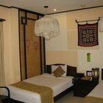 Clean, nice looking rooms