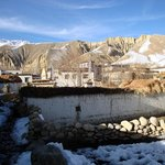 upper mustang village trekking from mountain air guided adventures day tours