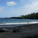 Black Sand Beach 21.02.2014
