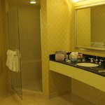 Separate shower stall
