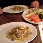 Food at Chez Pascal