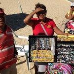 beach vendors (ensure 925 silver)