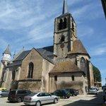L'église de Montigny en Morvan
