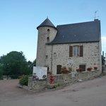 Ancienne demeure de Montigny en Morvan