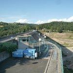 Le barrage de pannecière en travaux de réfection