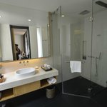Our bathroom in the Suite
