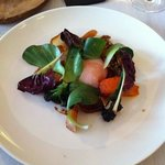 Grilled Vegetables at Wild Honey