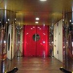 Entrance of (spaceship!) DuoMo