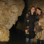 In the cave of Szemlohegyi