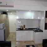 Room6202 Kitchen Area