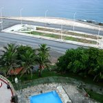 Malecon view from my room