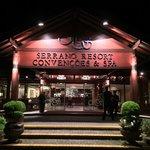Serrano Resort Convenções & Spa fachada