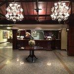 Serrano Resort Convenções & Spa recepção