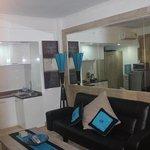 Apartment 6202 Private room