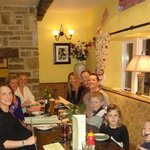 Celebrating my Birthday at Pesto in the Park, Wilsden with my lovely family.  We will be back! x