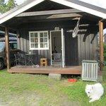 Fine velholdte hytter