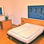Camera da letto appartamento bilocale/trilocale Standard
