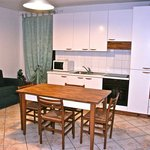 Soggiorno/cucina appartamento bilocale Standard