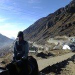 Tsomgo Lake and yak ride