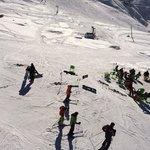 i took this photo in shemshak ski