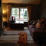 Separate sitting room - room 30