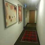 The corridor - Diaghilev