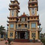Temple Caodaïste
