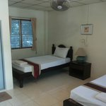 JP Resort room w/o A/C