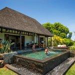 Three Bedroom Garden Residence Villa